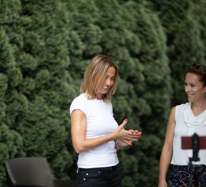 Beata Baumgartner - wywiad z Clou Talk